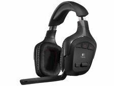 Logitech Wireless Gaming Headset G930 with 7.1 Surround Sound (Certified Refurbi