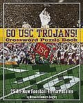 Go USC Trojans Crossword Puzzle Book : 25 All-New Football Trivia Puzzles by...