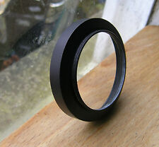 wide angle 52mm screw in  metal lens hood  used 67 x 13