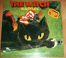 The Rattles - The Witch - LP FOC Philips 6305 072