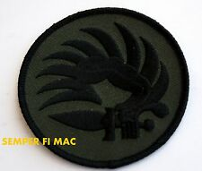 FRENCH FOREIGN LEGION METRO PARA PATCH ARMY PARACHUTE