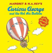 Curious George and the Hot Air Balloon, Margret Rey, H. A. Rey, Good Book