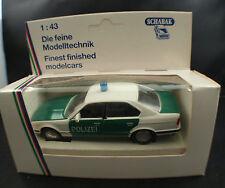 Schabak 1150  ◊ BMW 535i POLIZEI  ◊1/43 en boite/boxed