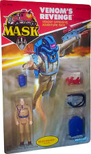 M.A.S.K. MASK Kenner  - Miles Mayhem Vintage 1986 - Collectible MOSC NEW! AFA IT