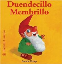 Duendecillo Membrillo (Bichitos curiosos series)-ExLibrary