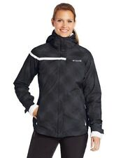 $250 Columbia Women Winter 3in1 Jacket coat M ski black Last One new