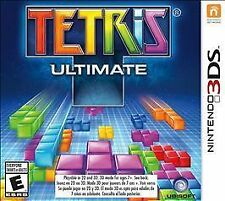 Tetris Ultimate RE-SEALED Nintendo 3DS 3 DS 2 2DS GAME