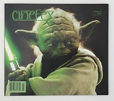 Cinefex Number 90 Star Wars Attack Of The Clones Spider-Man July 2002