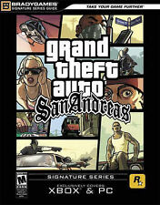 Grand Theft Auto: San Andreas Official Strategy Guide (Xbox and PC) by BradyGam…
