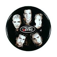 Nsync Band Photo - Big Button