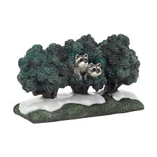 Dept 56 Woodland Hedge 4038872 NEW D56 Christmas Village Accessory 2014