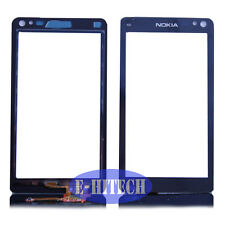 "Nokia N8 Digitizer Touch Screen Display Pad Lens glass Replacement ""UK"" +tools"