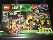 Lego 79115 TMNT Turtle Van Takedown Teenage Mutant Ninja Turtles Ships Boxed NEW