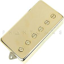 John Suhr Guitars Doug Aldrich F-Spaced Humbucker Bridge Pickup Gold Cover 53mm