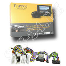Parrot mki9200 Bluetooth Sistema Vivavoce + simple Fit Adattatore Dacia Duster Logan