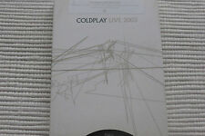 Coldplay - Live 2003 (DVD, 2003)