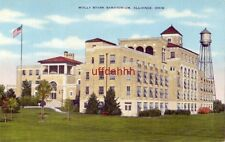 MOLLY STARK SANATORIUM. ALLIANCE, OH treatment of tuberculosis