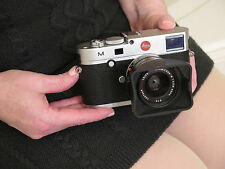 Leica M M 24.0MP with 35mm Summicron f2.0 extra battery, and EVF.