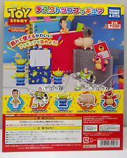 Disney Toy Story III Mini Figure 5pcs - Takara Tomy Gashapon  h#1