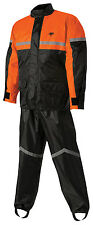 Motorcycle Nelson-Rigg Stormrider 2pcs Rain Suit (SR-6000) XL Black/Orange/Neon