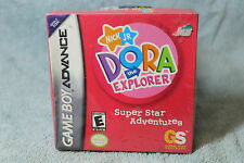Dora the Explorer Super Star Adventures (NEW BOXED SEALED) GAMEBOY ADVANCE