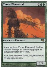 ELEMENTALE SPINATO - THORN ELEMENTAL Magic 8ED Mint