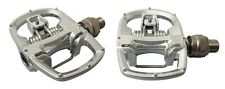 MKS Urban Step in A Ezy Superior Alloy Road Bicycle Pedals Silver (pair)