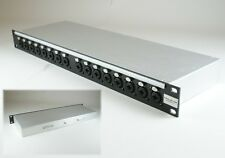 Patchbay XLR  to D Sub