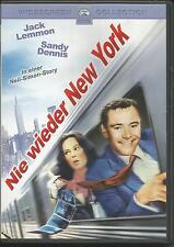 Nie wieder New York Jack Lemmon, Sandy Dennis DVD