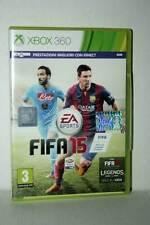 FIFA 15 GIOCO USATO OTTIMO STATO XBOX 360 EDIZIONE ITALIANA CC4 41204