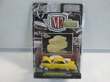 M2 Machines Auto-Thentics 1955 Dodge Royal Lancer Yellow