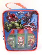Marvel Avengers Assemble Apple 2 In 1 Shampoo Conditioner, Hair Gel & Body Wash
