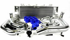 600hp Impreza Blob Hawk Eye wrx sti Front Mount Intercooler + Pipe Kit Maf Pipe