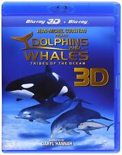 Dolphins and Whales: Tribes of the Ocean - 3D Blu Ray Disc -