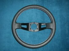 Lenkrad Sportlenkrad Steering wheel Lancia Delta Integrale Abarth 350mm Rallye