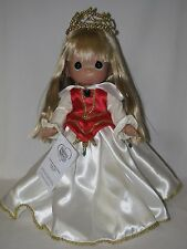 "Pretty  New 12"" Precious Moments Disney Enchanted Sleeping Beauty Doll"