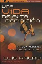 NEW - Vida De Alta Definicion-Estudianti (Spanish Edition) by Palau, Luis