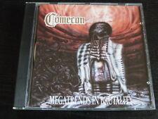 "CD ""Megatrends in brutality"" von Comecon / 50.880"