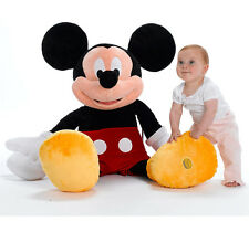 Disney Store Mickey Mouse Clubhouse 100cm 1 M meter Giant Plush Soft Toy New
