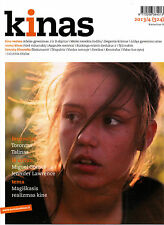 Rare Lithuanian KINAS /CINEMA Magazine 4/2013 ADELE EXARCHOPOULOS Cover @EXCLT@