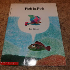 Fish is Fish by Leo Lionni (1995)