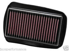 Kn air filter (YA-1208) Para Yamaha YZF R125 2008 - 2015