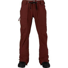 Burton Men Southside Snowboard Slim Pants (L) Tawny