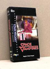 SPACE VAMPIRES (vhs, rassegna del cinema di fantascienza, hobby