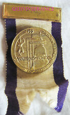 DEC4372 - MEDAL BADGE INTERNATIONAL EXPOSITION PHNOM PENH 1955 CAMBODIA CAMBODGE