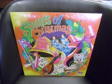 Sounds of Christmas [Vikki Carr Robert Goulet Ray Price] LP 1974 Columbia Sealed