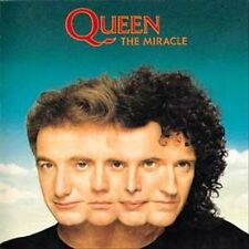 The Miracle by Queen (CD, May-1989, Parlophone (UK))
