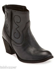 "Seychelles ""Everywhere I Go"" Leather Ankle Bootie Boots NEW 7.5 M"