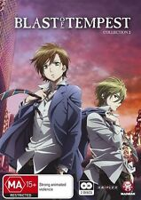 Blast of Tempest Collection 2 (Eps 13-24) (Subtitled Edition) DVD NEW
