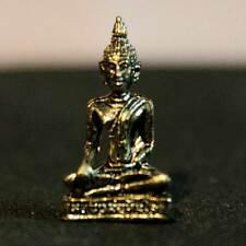 Thai Amulets Buddha Phra Lp Tanjai Mini Statue Holy Fast Success Lucky Rich Nice